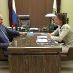 Встреча с Уполномоченным по правам ребёнка Анной Кузнецовой