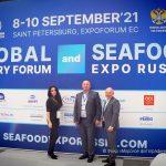 «АРИСТОКРАТЫ МОРЕЙ» —  часть культурной программы Международного рыбопромышленного форума 16+