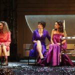 «Восемь любящих женщин» в театре Моссовета. 16+